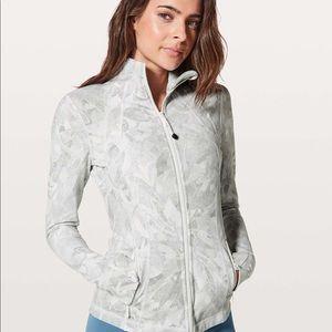 Lululemon Define Jacket in Jasmine White Multi, 6